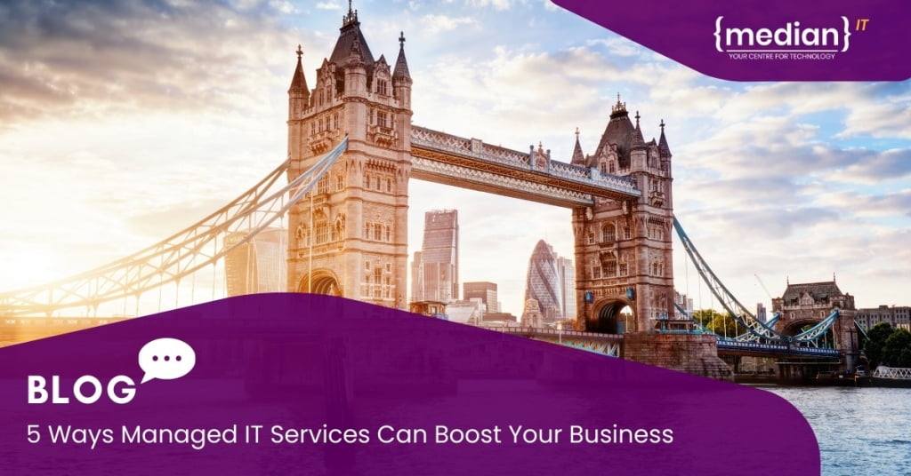 Managed IT Services company London